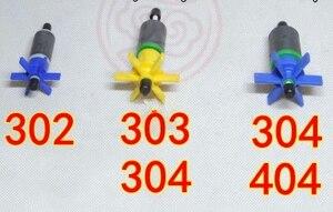 Sunsun HW302A HW302B HW402A HW402B HW-303 A/B HW403 A/B HW-304A/B HW-404 A/B запасные роторы фильтра, оригинальный производитель
