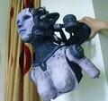 3D Modelo de Papel Estrella Mujer Ayudante Terran Modelo Hecho A Mano DIY Dimensión 54 cm Altos Juguetes De Papel