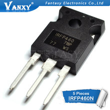 5 uds IRFP460N-247 IRFP460NPBF IRFP460 TO247 IRFP460A nuevo y original IC(China)