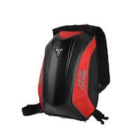 Black Men S Motorcycle Bag Waterproof Motorcycle Backpack Touring Luggage Bag Motorbike Bags Moto Magnetic Tank