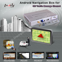 Gps interface box navigatie box voor pioneer kenwood dvd igo gratis kaart