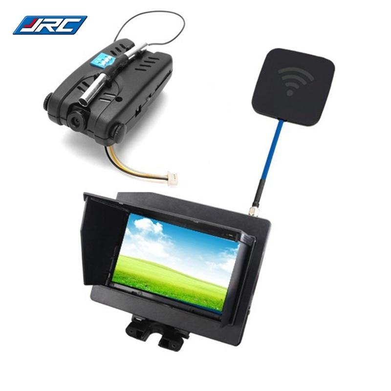 Hot Sale JJRC H16 YiZhan Tarantula X6 WLtoys V666 V686G V222 XK X251 5.8G FPV 720P Camera With Monitor C4002 For RC Drones original yizhan tarantula x6 fpv gropo