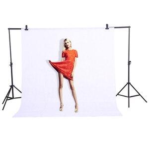 Image 3 - , Rok składania wniosków gorąca sprzedaż biały 1.6x2 M bawełna bez zanieczyszczeń tekstylny muślin Photo Studio tło fotografii ekranu kluczowania kolorem tło tkaniny