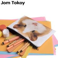 Jom Tokoy Hot Sale Travelling Makeup bag 3D Printing guinea