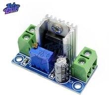 цена на LM317 DC-DC Converter Buck Step Down Circuit Board Module Linear Regulator LM317 Adjustable Voltage Regulator Power Supply
