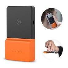 BricksPower kablosuz şarj cihazı QI Sertifikalı Kablosuz iphone şarj cihazı Xs MAX/XR/XS/X/8/8 Artı, 5 W Galaxy Not 9/S9/S9 Artı