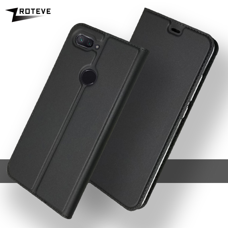 Xiaomi Mi8 Lite Case ZROTEVE Flip Leather Cover Xiomi Mi 8 Lite SE Case Wallet Stand Cover Xiaomi Mi 8 Explorer Edition Cases
