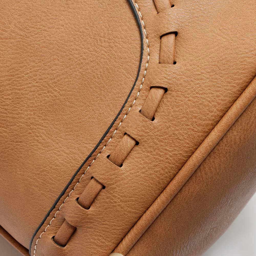 Tas Wanita Fashion Antik Hand-Woven Penggunaan Ganda Portabel Bantal Tas Selempang Dompet dan Carteras Mujer De hombro Y Bolsos