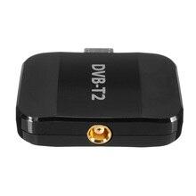 Nuevo Receptor de Satélite Sintonizador DVB-T2 HD Digital TV Del Palillo De Android Phone Pad Tablet