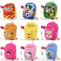 Cartoon Kids Plush Backpacks Baby Children' s Bag Hello Kitty Kindergarten Backpack Cute Children School Bags For Girls Boys