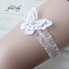 Модные Белые/черные женские подвязки свадебные подвязки, настраиваемые, свадебные кружевные подвязки