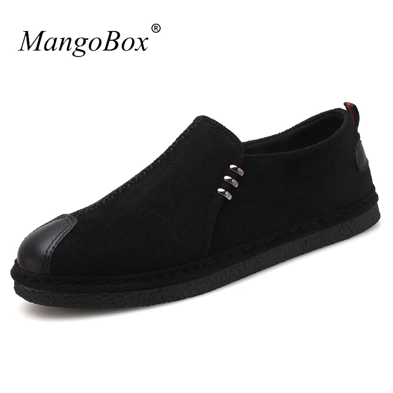New Arrival Middle Aged Men Shoes Casual Non-Slip Mens Loafers Shoes - Men's Shoes - Photo 4