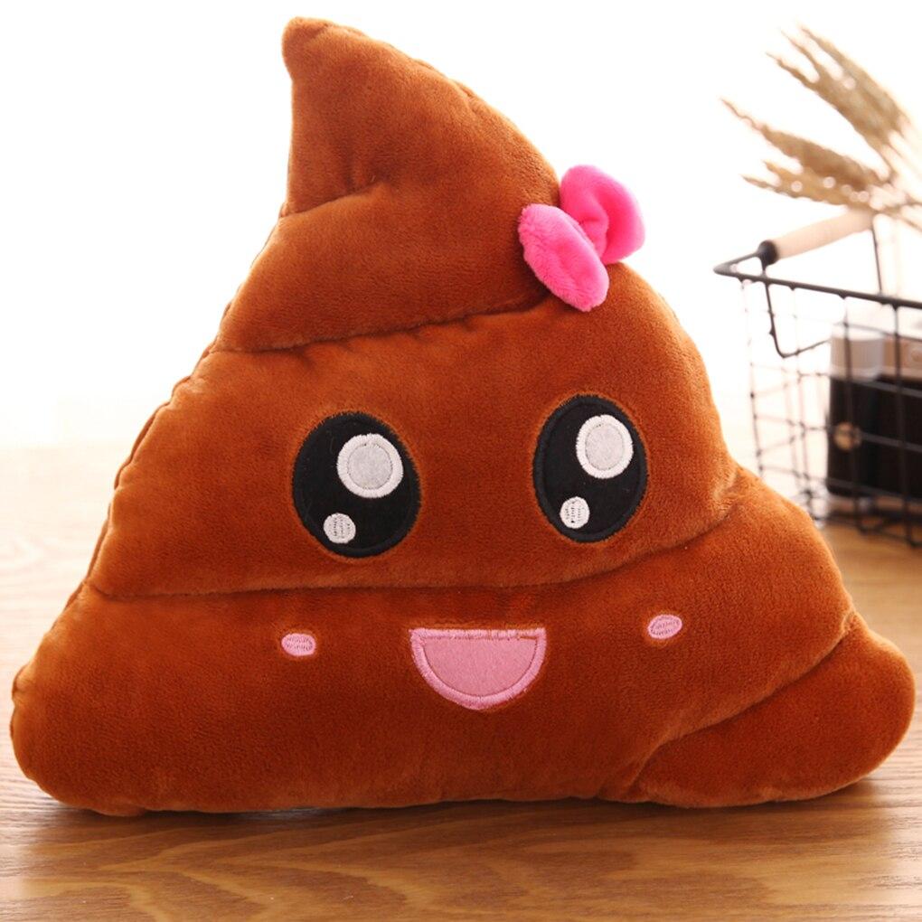 Kissen Plüsch Kissen Home Decor Kinder Geschenk Gefüllte Poop Puppe Plüschkissen Stofftiere & Plüsch