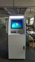Сенсорный экран kisoks билет машина кино самообслуживания билет машина автоматическая деньги Паспорт/ID карты распознавания терминала