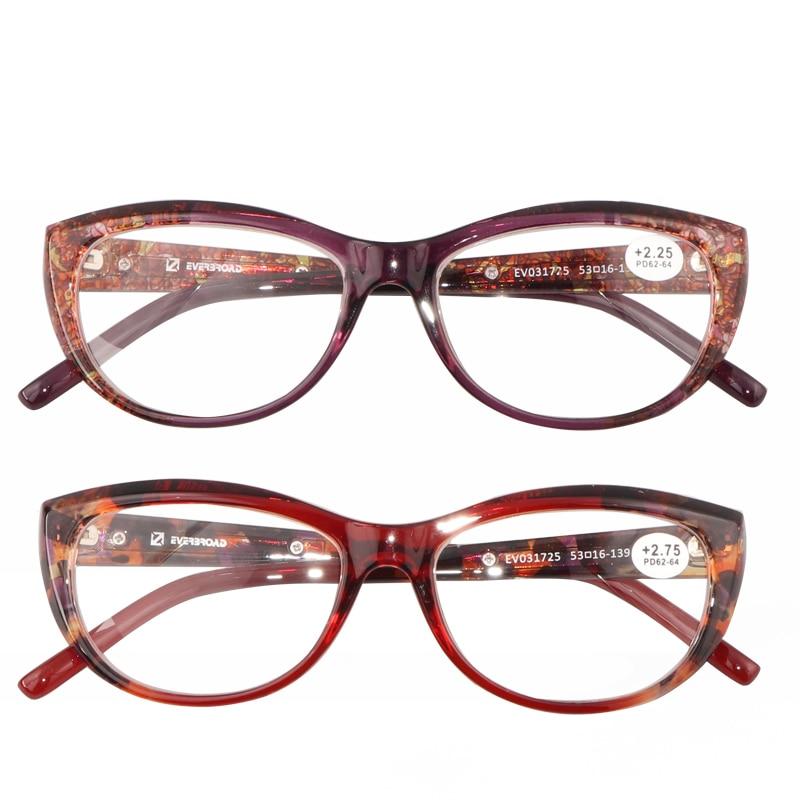 c5ec8baee6 Elegant Women Reading Glasses Eye Cat Presbyopic Glasses High Power +6.00  EV031725-in Reading Glasses from Apparel Accessories on Aliexpress.com