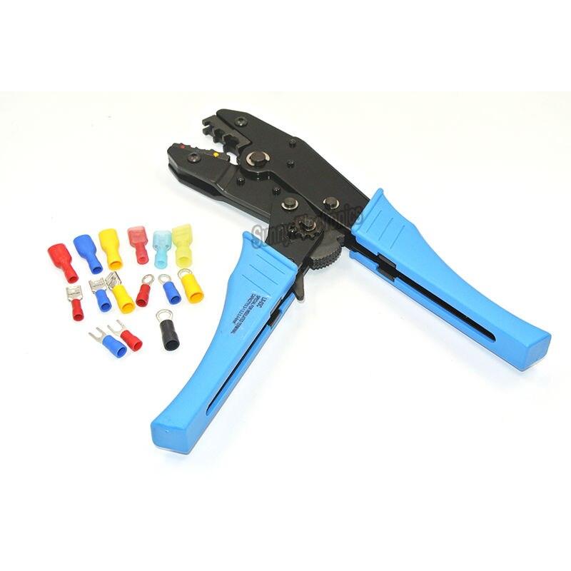 Isolierte Terminals Crimpen Und Anschlüsse Ring Werkzeug Für Zange Crimper 0,5-6sq Mm Awg20-10 Auf Dem Internationalen Markt Hohes Ansehen GenießEn Handwerkzeuge