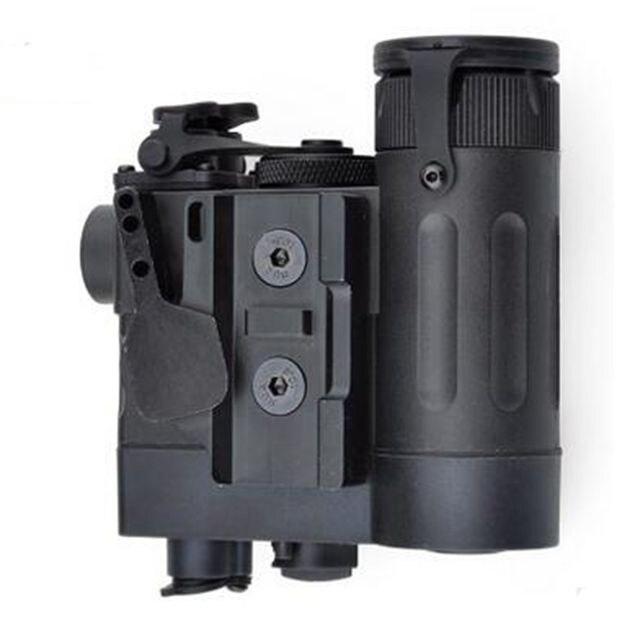 Jachtelement Tactical Flashlight DBAL-D2 IR-laser en Led-zaklamp - Jacht - Foto 3