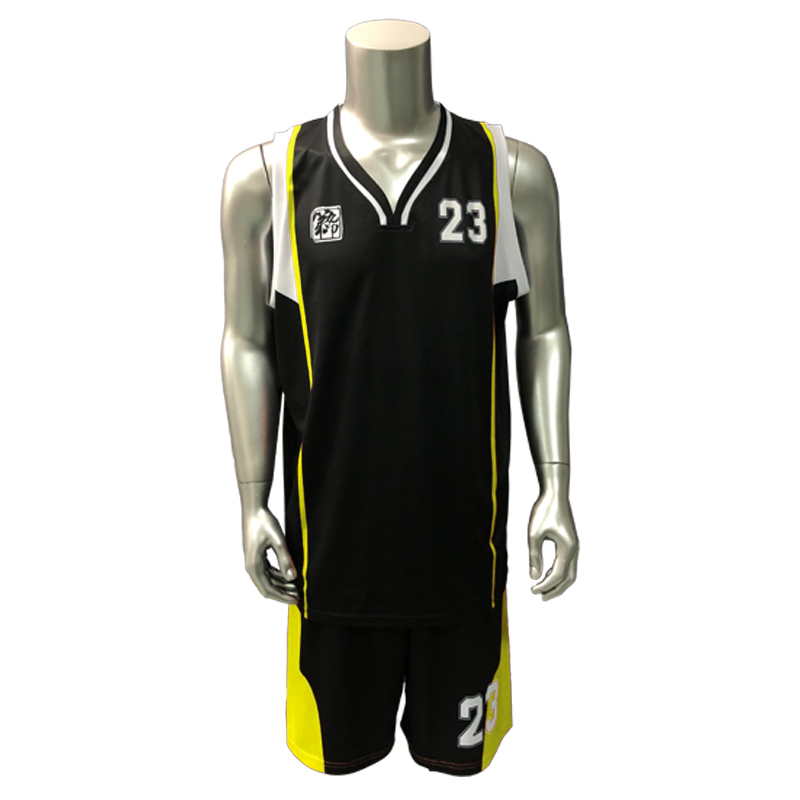 Men's Basketball Jersey Reversible Suit Shirt Shorts Team Training Suit Custom Logo Number Double Sided Uniforms Breathable new 2017 men s basketball sportswear suit sets jacket and shorts personality print custom logo training wear