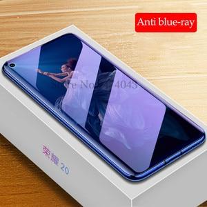 Image 5 - Protector de pantalla de vidrio templado para móvil, película protectora de vidrio para Huawei Honor 30 20 Pro, 2 uds.