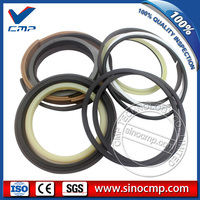 ZX350-1 excavator arm cylinder seal kit 9180582 for Hitachi