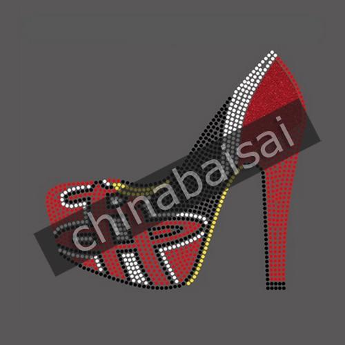 bc4e3307 Aliexpress.com : Buy NBA Houston high heels designs rhinestone heat  transfers iron on decals wholesale from Reliable Rhinestones suppliers on  BaiSai ...