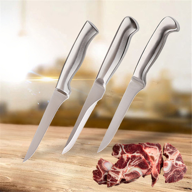 Fillet-Knife Sculpture Cooking-Tools Stainless-Steel Kitchen Boning High-Quality Sashimi