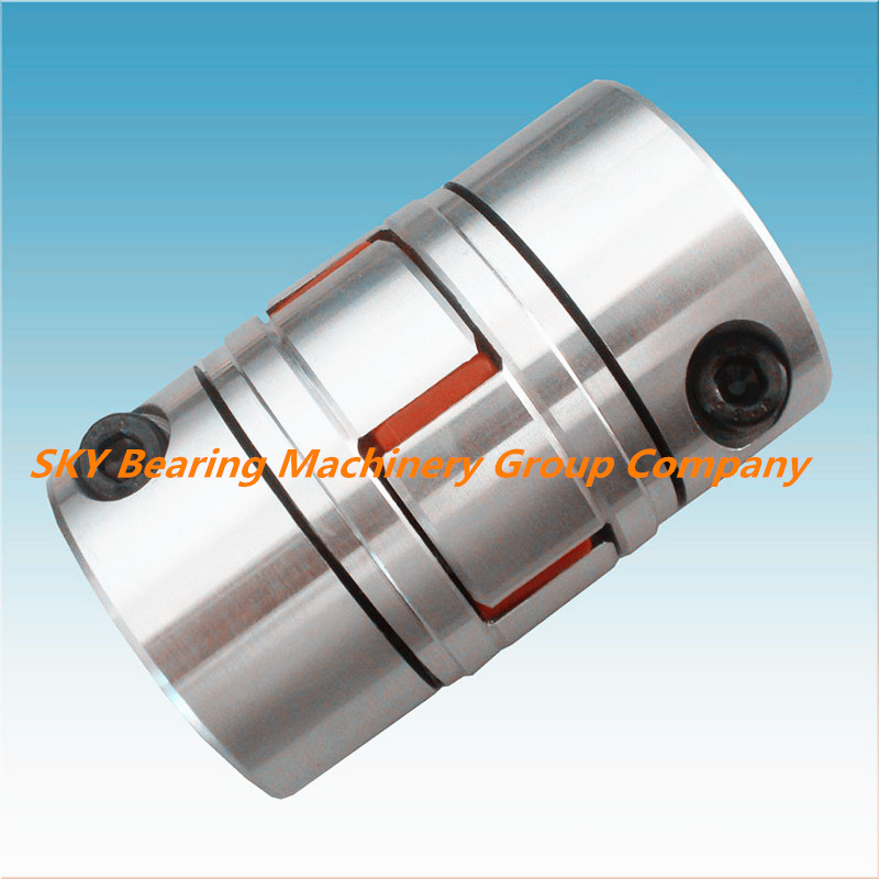 Bearing Rolamentos Cnc 3d Printer Plum Shaft Jaw Spider Coupler 6mm*12.7mm Motor Coupling 6mm To 12.7mm Dia=30mm Length=35mm cnc plum shaft flexible jaw spider coupler 12mm 14mm motor coupling 12mm to 14mm dia 30mm length 35mm