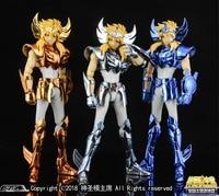 GREAT TOYS GreatToys GT EX Saint Seiya Cygnus Hyoga V3 Myth Metal Armor Cloth Action Figure