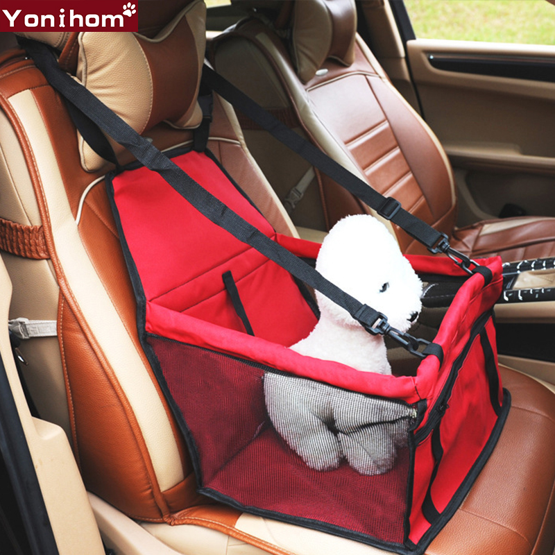 Basket Dog Pet Dog Carrier Car Seat Pad Safe Carry House Cat Puppy Bag Car Travel Accessories Waterproof Dog Seat Bag Basket CarBasket Dog Pet Dog Carrier Car Seat Pad Safe Carry House Cat Puppy Bag Car Travel Accessories Waterproof Dog Seat Bag Basket Car