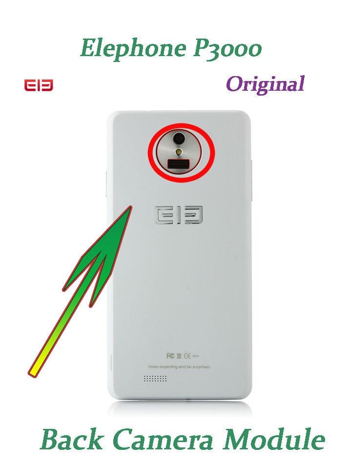 Original foto bageste kamera 13.0MP til Elephone P3000S 4G LTE 5