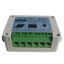 30% discount without lights 15A 12V/24V auto Solar Controller for solar panel/power system