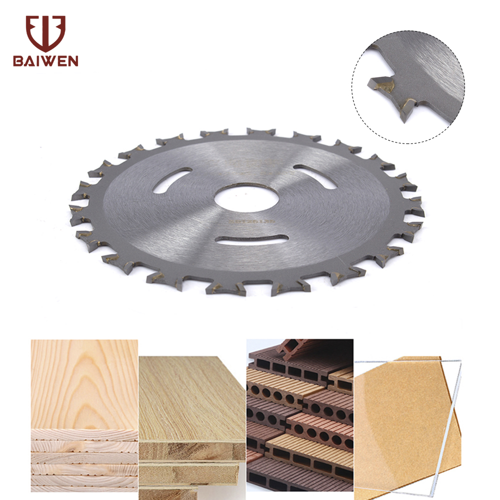 High Hardness 110mm Circular Saw Blade Disc Wood Plastic Circular Metal Saw Blade For Rage Rage4 RageB 20mm Bore Evolution 20T