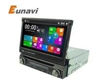 Yicoo Individual 1 DIN Coches Reproductor de DVD autoradio GPS Táctil WIN8 UI Radio Estéreo del automóvil + free 8 GB mapa