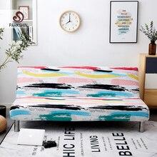 Parkshin, funda de sofá cama plegable todo incluido de Color, funda de sofá de toalla envolvente, funda de sofá sin reposabrazos, funda de sofá de lona