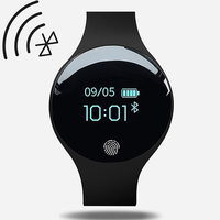Fitness Smart Watch Men Women Bluetooth Pedometer Touch LED Outdoor Sports Intelligent Watch For Running Support Android IOS