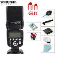 Yongnuo YN 560III Professional Flash Speedlight Flashlight Yongnuo YN 560 III for Canon Nikon Pentax Olympus Camera + Gift