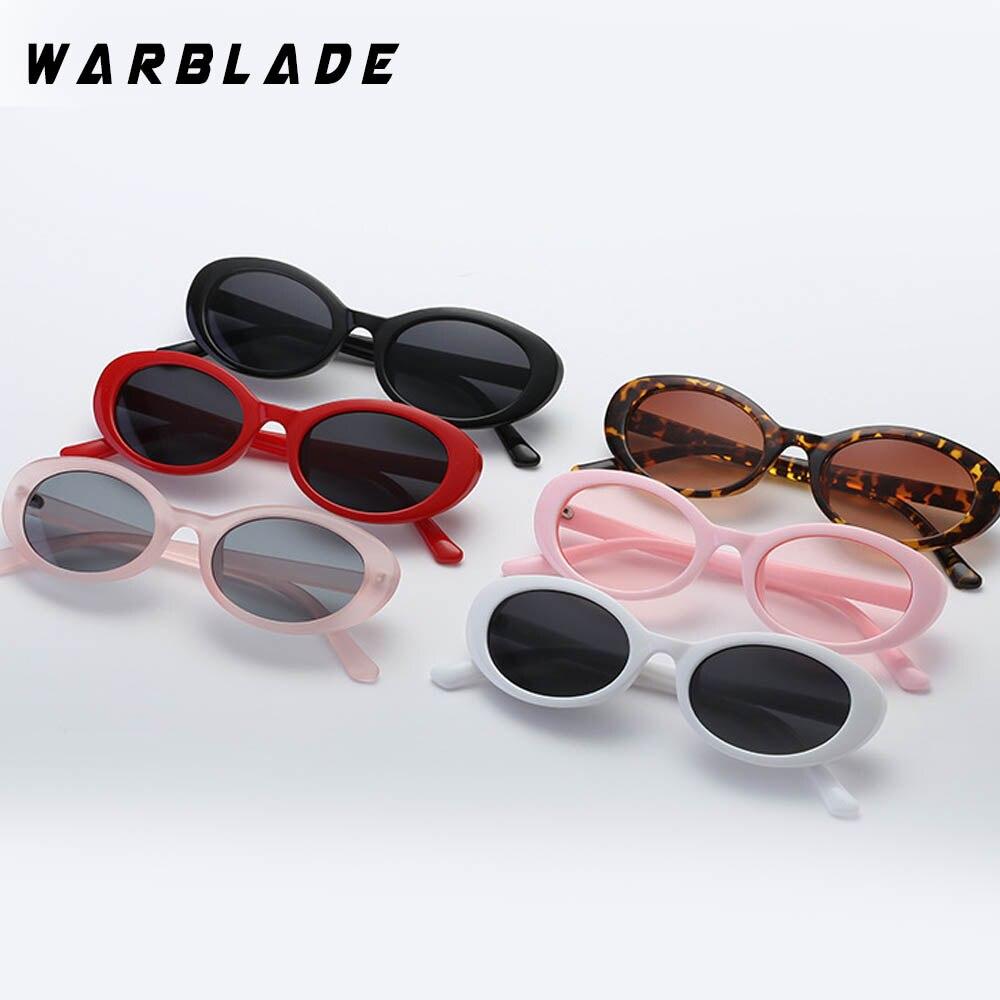 High Quality 2018 Spring Summer Styles Women Little Cat Eye Sunglasses Fashion Men Transparent UV400 Lens Slim Shades