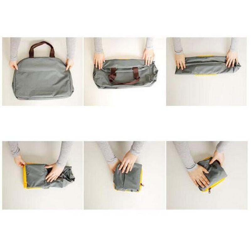 Stor Fritidskläder Väskor Kläder Bagageförvaring Arrangör - Väskor för bagage och resor - Foto 6