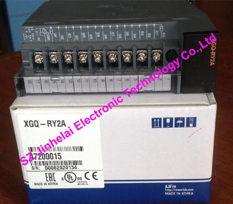 100% New and original XGQ-RY2A  LS(LG)  PLC  16 point relay output 2A use point systems migration policy and international students flow