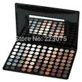 Pro 88 Warm Matt Color Shimmer Eyeshadow Cosmetics Palette Wedding Makeup Set