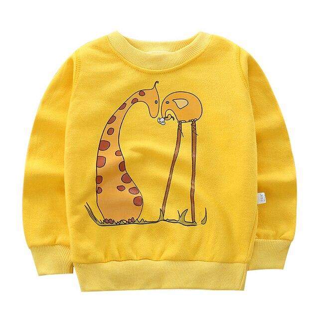 Favorito Maglioni per bambini giacche Invernali vestiti svitshoty Felpa per  IG25
