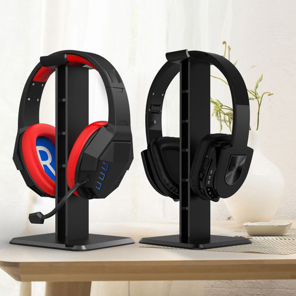 Z1 Universal Headphone Stand Acrylic Headset Earphone Stand Holder Display For Gaming Headsets