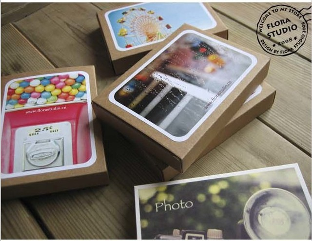 Vente Chaude Tudiants BRICOLAGE Cartes De Visite Style Dcontract Mignon Promotion Kawaii Nouveaut DIY