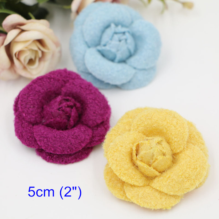 Popular Fabric Flower Embellishments Buy Cheap Fabric