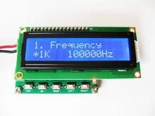 ШИМ Модуль 1 Гц-100 КГц Импульсный Генератор Сигналов Сервосигнал рабочий Цикл 1 ~ 99%