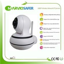 2MP Full HD 1080P PTZ Wifi IP Camera IR-Cut Night Vision Two Way Audio CCTV Surveillance Smart Camera SD Card View Maviosafer