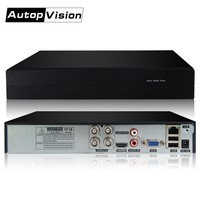 2018 upgraded LS A4 4CH CCTV DVR 1080P 4 channel AHD DVR support Digital Analog AHD TVI CVI multiple mode cameras Hybrid Access