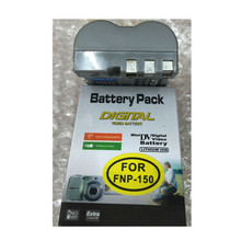 NP-150 Digital Camera Battery FNP 150lithium batteries pack FNP150 For Olympus Fujifilm FinePix S5 Pro