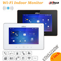 "7"" TFT Touch Screen Dahua Wi-Fi Indoor Monitor Original English Version without Logo VTH5221DW"
