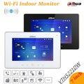 """7 """"TFT Touch Screen Wi-Fi Dahua Monitor Interno Versão Original Em Inglês sem Logotipo VTH5221DW"""